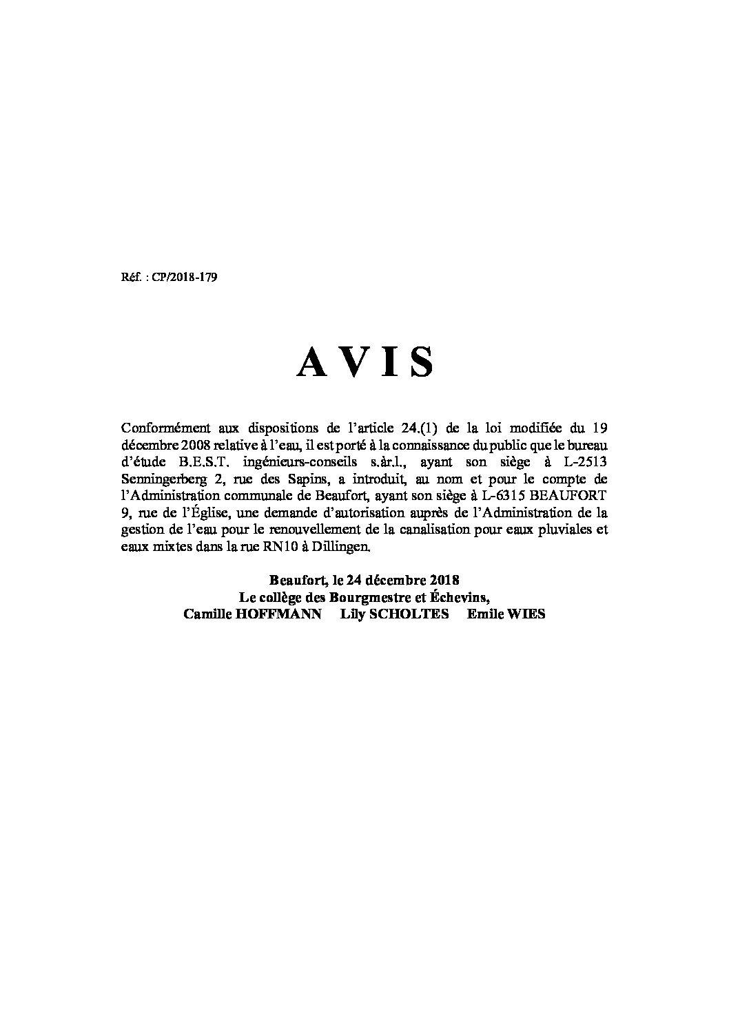 20181224_AvisEau