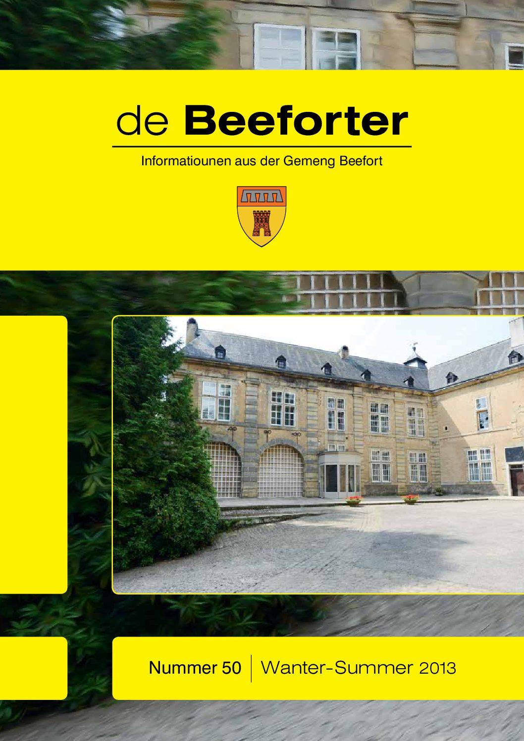 De Beeforter 50