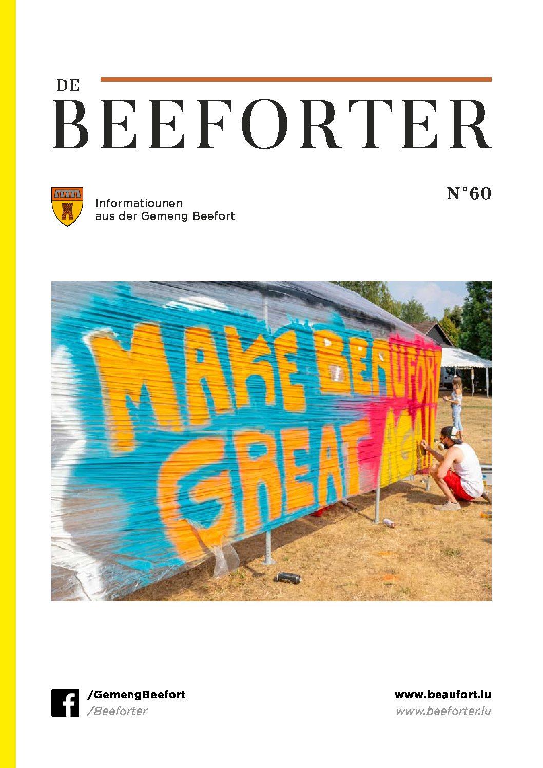 De Beeforter 60