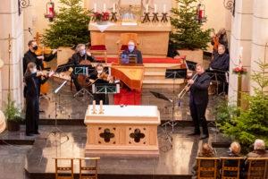 Neijoerschconcert an der Kierch