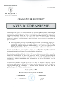 """Morcellement """"rue du Château"""", 35/2148"""