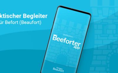 Beeforter App