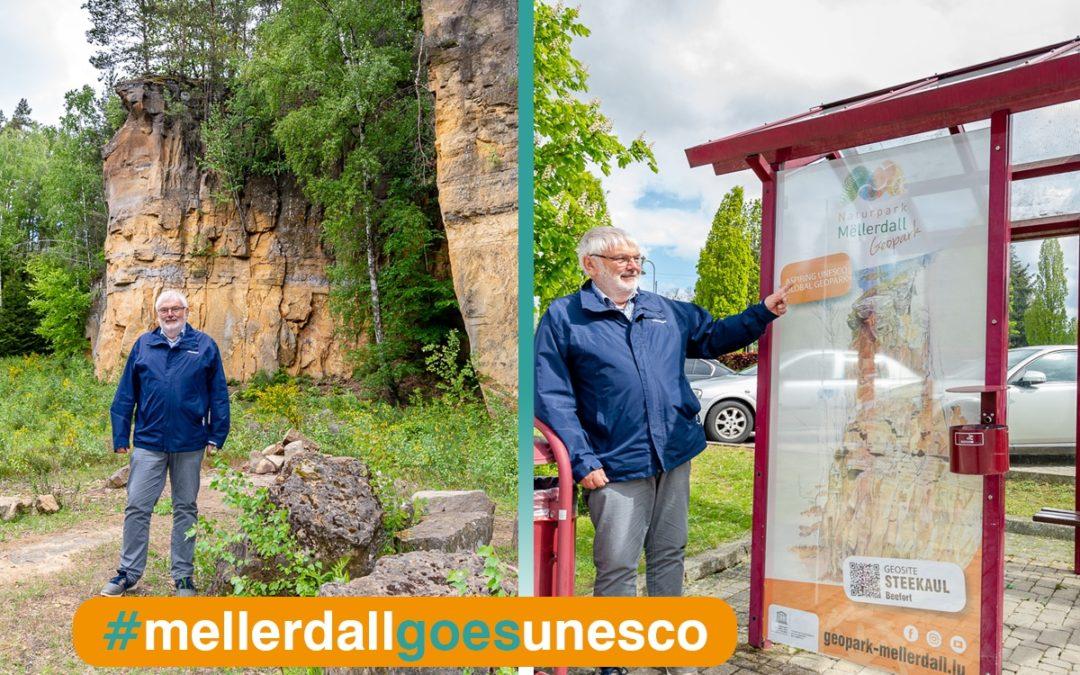 Geosite-Hopping am Natur- & Geopark Mëllerdall